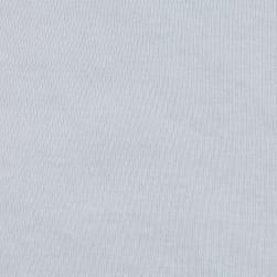 Interlock Knit White Fabric