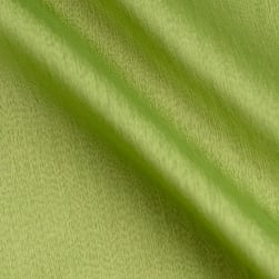 Poly Two Tone Chiffon Sage/Lime Fabric