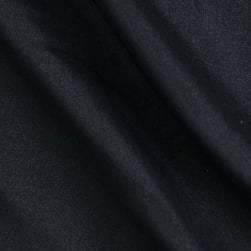 Poly Two Tone Chiffon Black Fabric