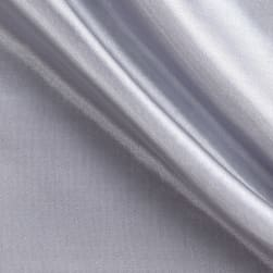 "60"" Polyester China Silk Lining Silver"