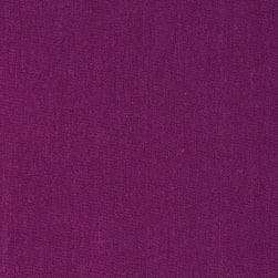 Island Breeze Gauze Eggplant Fabric