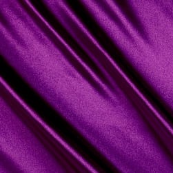 Bridal Satin Plum