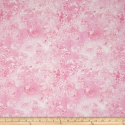 "108"" Wide Essentials Quilt Back Cosmos Light Pink"