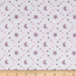 Shannon Minky Cuddle Starlight Pink Fabric