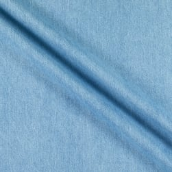 Indigo Denim 12 oz Light Blue Fabric