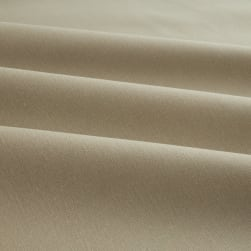 Sanded/Brushed Twill Cream Fabric