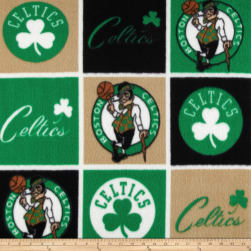 NBA Fleece Boston Celtics Block