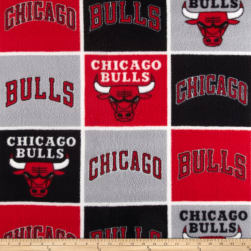 NBA Fleece Chicago Bulls Block
