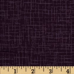 Westrade 110 In. Wide Quilt Back Betula Flannel Purple Fabric