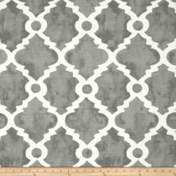 Premier Prints Madrid Slub Summerland Grey Fabric