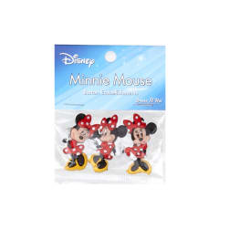 Dress It Up Disney Minnie Mouse Button