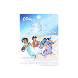 Dress It Up Disney Aladdin Button