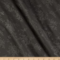 Polyester Embossed Shirting Moss Green Fabric