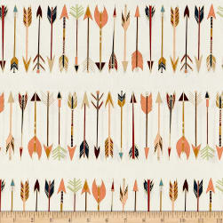 Art Gallery Wild & Free Fletching Chant Fabric