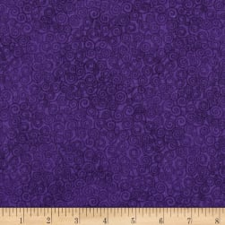 Timeless Treasures Jazz Flannel Violet