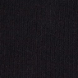 Telio Stretch Bamboo Rayon French Terry Knit Black