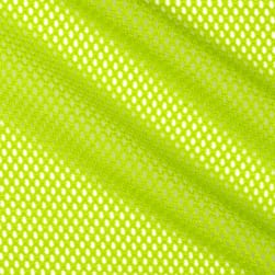 Telio Mod Stretch Mesh Lime Fabric
