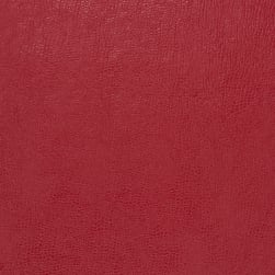 03343 Faux Leather Strawberry