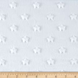 Telio Minky Star Dot White