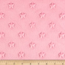 Telio Minky Star Dot Rose Pink