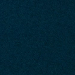 The Season Wool Collection Wool Melton Navy Fabric