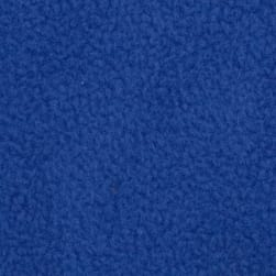 Fabric Merchants Warm Winter Fleece Solid Royal Fabric