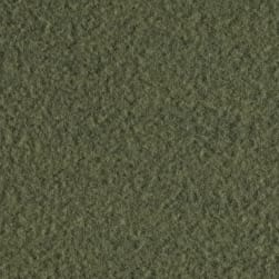 Warm Winter Fleece Solid Army Green