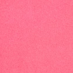 Warm Winter Fleece Solid Hot Pink