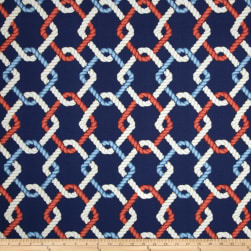 Richloom Solarium Outdoor Cape Cod Sailor Fabric