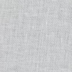 Telio Sorrento Linen Solid Bright White Fabric
