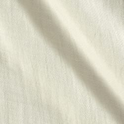 Telio Sorrento Linen Solid Off White Fabric