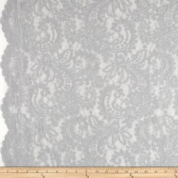 Telio Amelia Stretch Lace Warm Grey