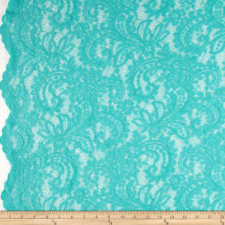 Telio Amelia Stretch Lace Aqua