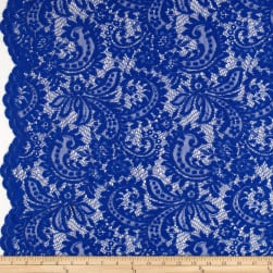 Telio Amelia Stretch Lace Royal Blue