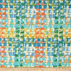 Swavelle/Mill Creek Indoor/Outdoor Quibble Sunsplash Fabric
