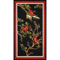 The Cardinal Rule Craft Panel Multi Fabric