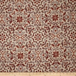 Richloom Indoor/Outdoor Woven Jacquard Lara Marsala