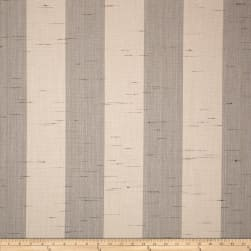 Sunbrella Outdoor Decade Stripe Pewter