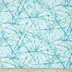 Kanvas Blue Paradise/Sundrenched Color Spectrum Aqua Fabric