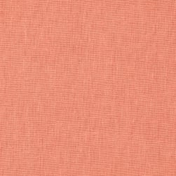 Kaufman Essex Linen Blend Mango Fabric
