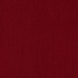 Kaufman Essex Linen Blend Wine