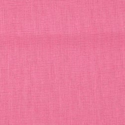 Kaufman Essex Linen Blend Pink Fabric