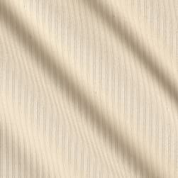 Kaufman Raw & Refined 5 oz. Dobby Small Stripe Ivory