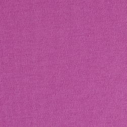 Kaufman Laguna Stretch Cotton Jersey Knit Orchid Fabric