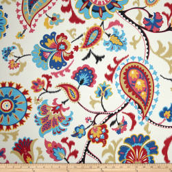 Waverly Sun N Shade Siren Song Jewel Fabric