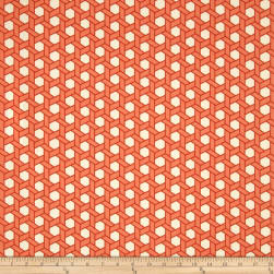 Waverly Sun N Shade Shoji Tiger Lily Fabric