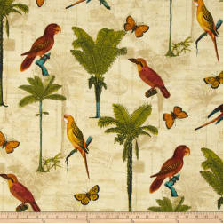 Tommy Bahama Indoor/Outdoor Hearts of Palm Toffee