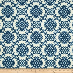 Tommy Bahama Indoor/Outdoor Medallion Isle Riptide Fabric