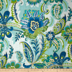 Richloom R Gallery Ayers Lagoon Fabric