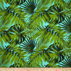 Terrasol Indoor/Outdoor Tropical Fronds Aruba